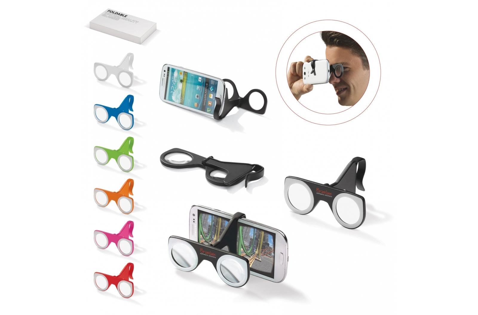 Vouwbare VR-Glasses