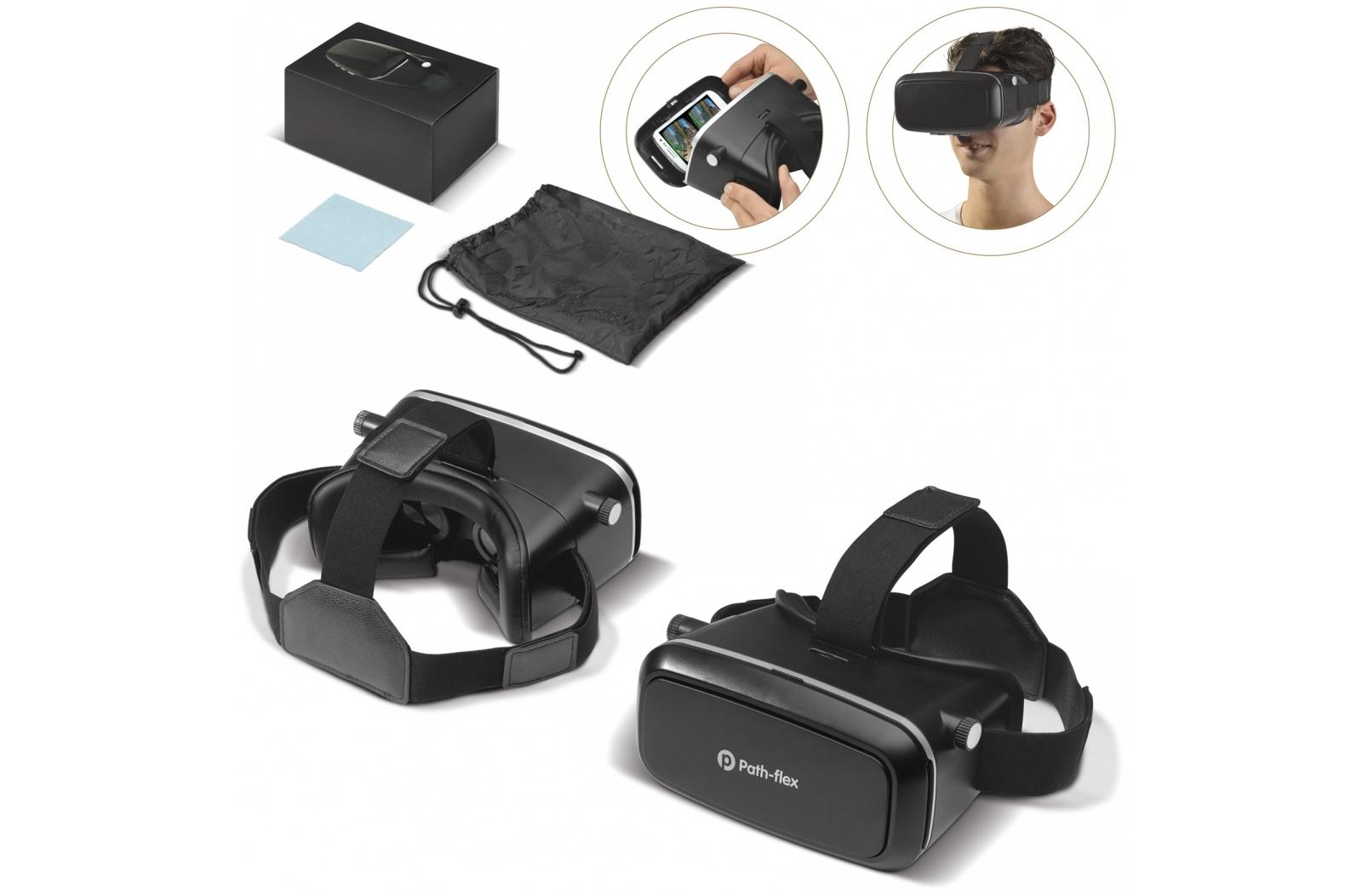 VR Glasses Deluxe