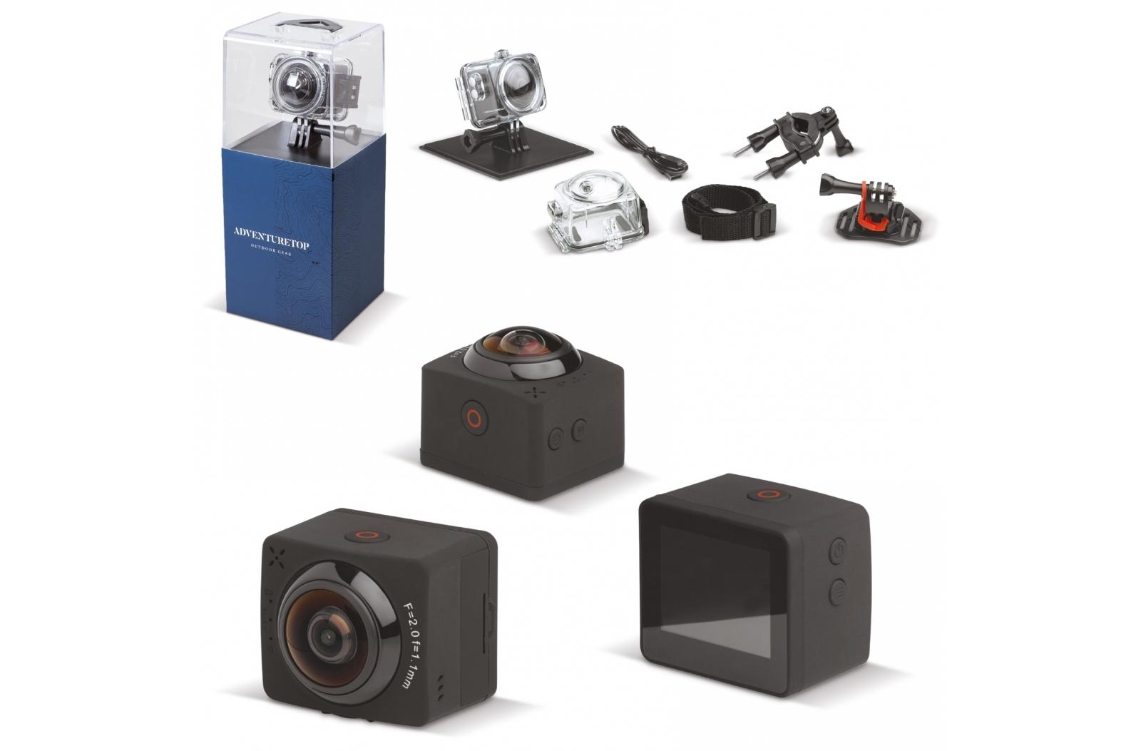 360 Cam Full HD