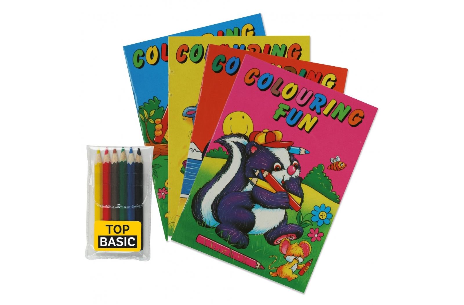 Kleurboek Set